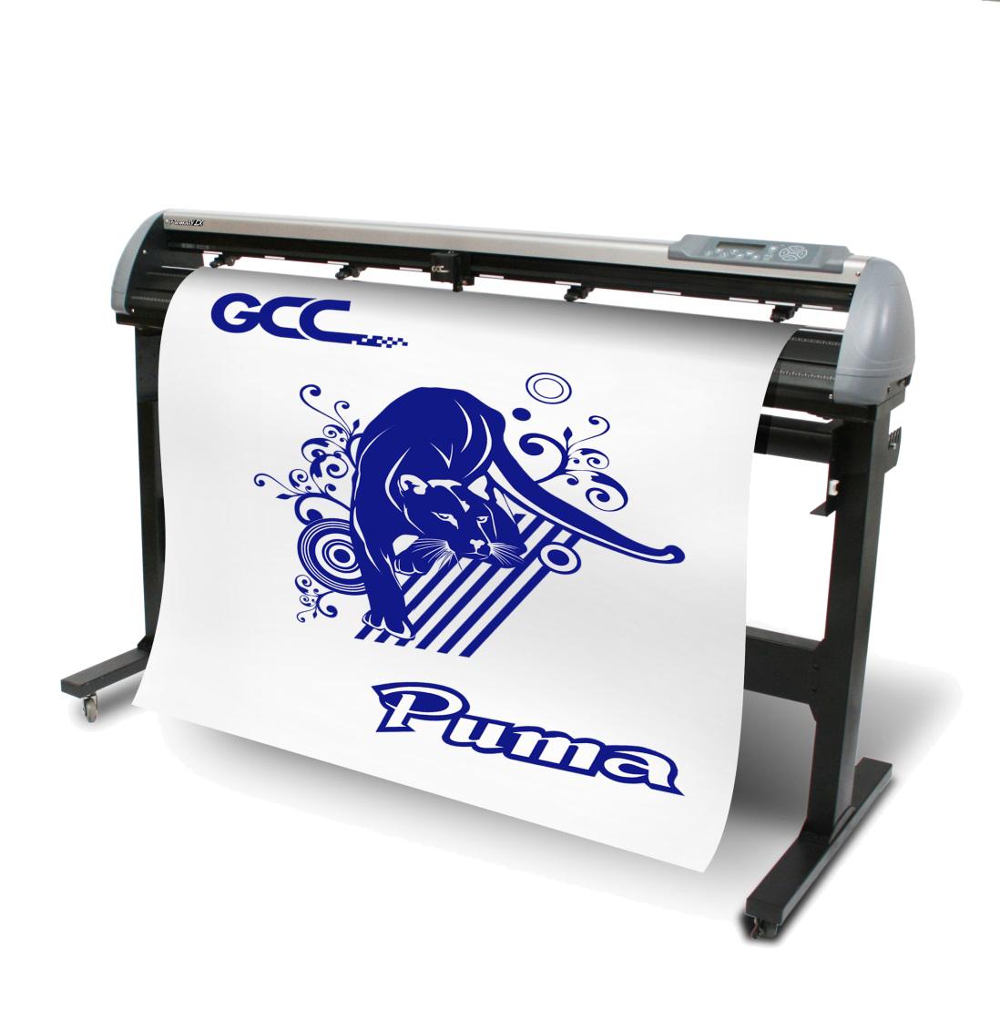 GCC Puma IV Cutter • Canadian Sign Suppliers Vinyl cutter